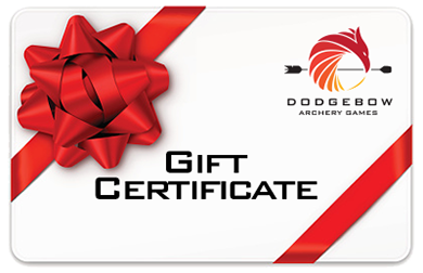 DodgeBow Gift Certificate