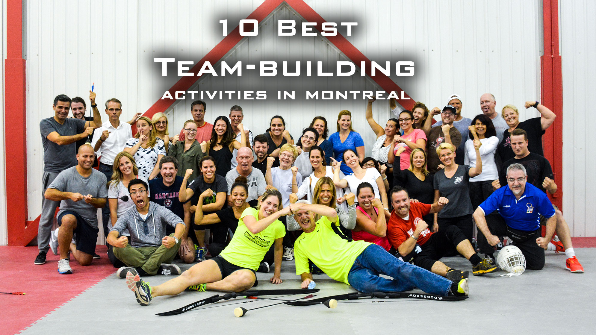 The 10 Best Team Building Ideas In Montreal Dodgebow